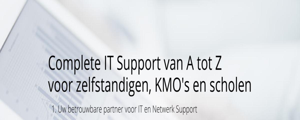 network-it.be gemaakt door 'ik wil een site .be'