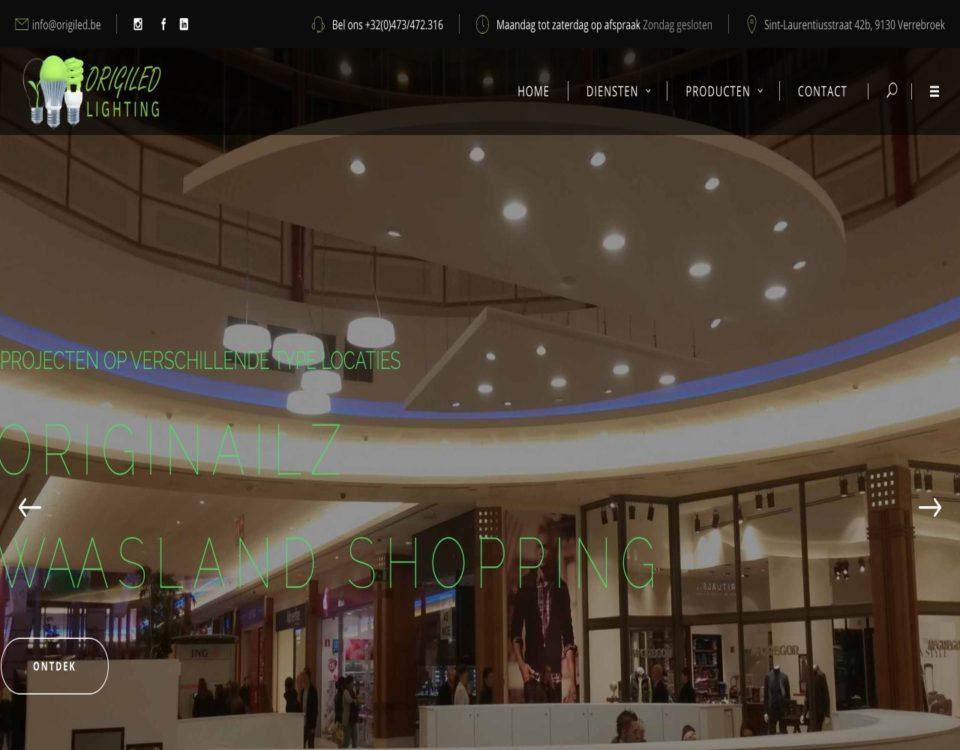 origiled website door ik wil een site