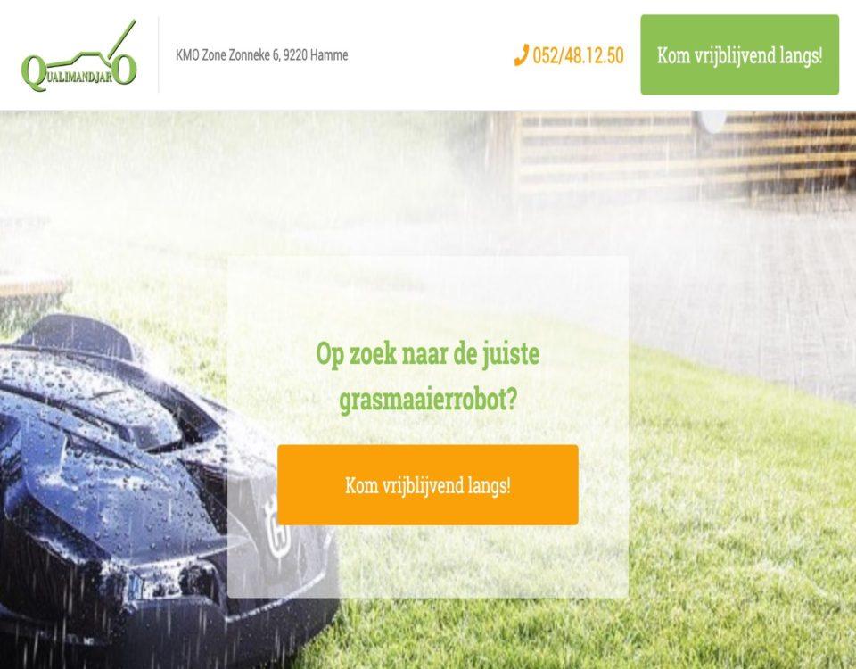 grasmaaierrobots.be door ik wil een site