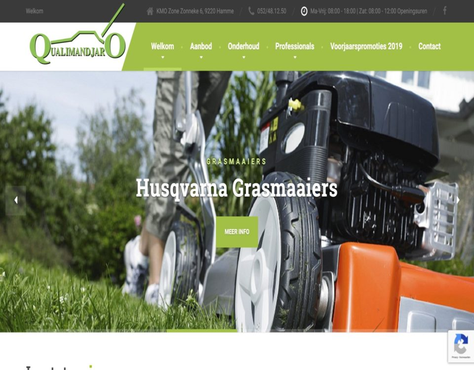 Qualimandjaro Hamme website