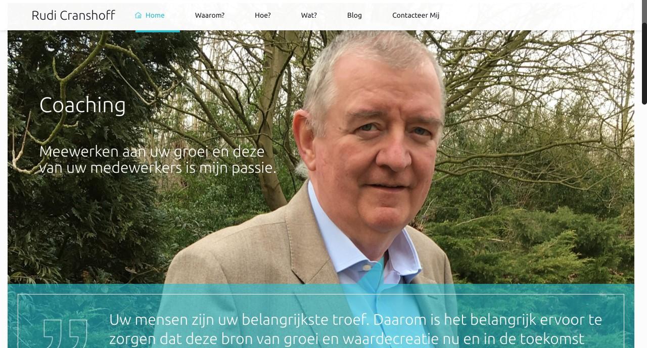 Rudi Cranshoff website