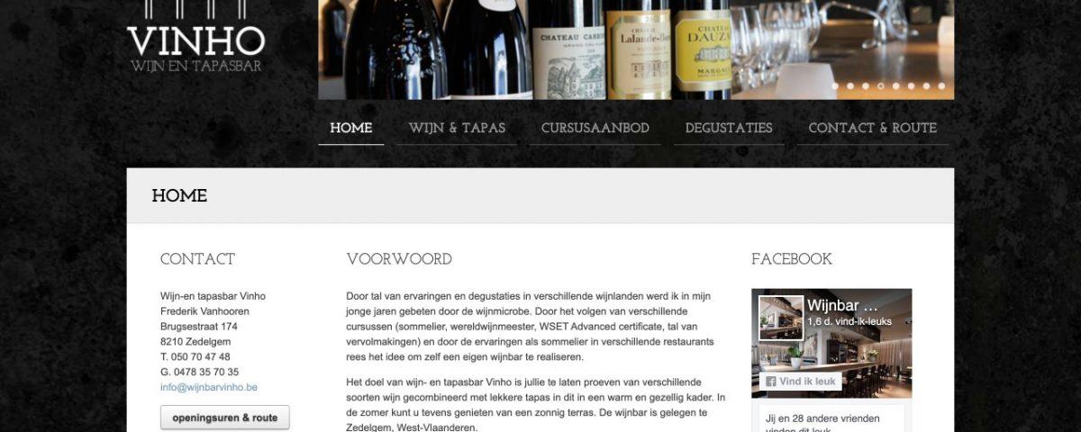 wijnbar Vinho Zedelgem