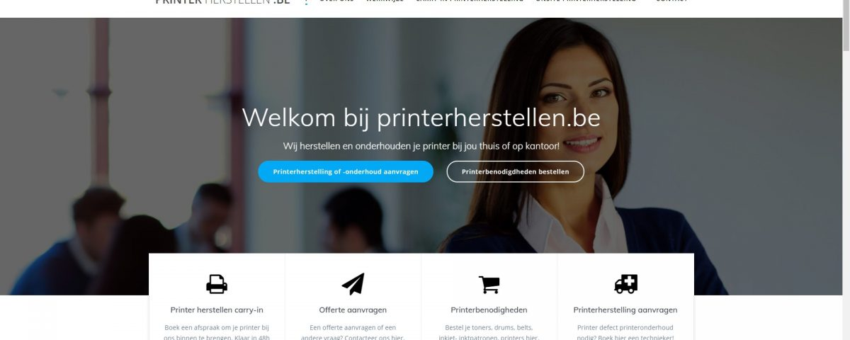 printer herstellen printerservices